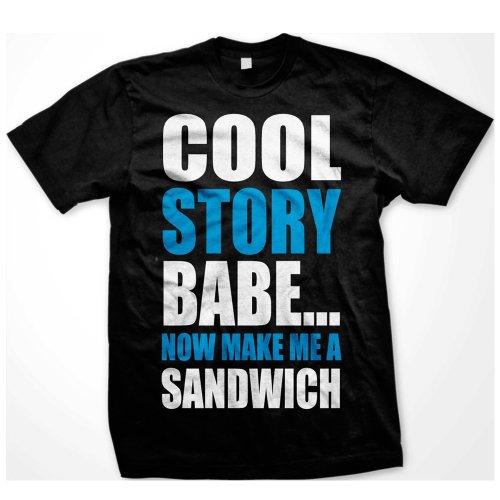 make me a sandwich shirt - 1