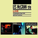 Live in Hollywood New York & San Francisco + 7 by LES TRIO MCCANN (2015-05-04)