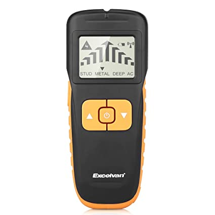 Excelvan AOK6035 - 3 en 1 Detector de Multi-función (LCD Pantalla Grande,
