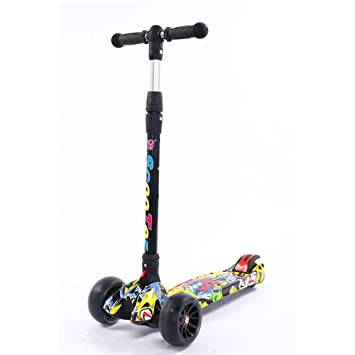 Amazon.com: XUEXUE Kick Scooter/District Pro Stunt Scooter ...