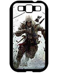 King Destiny Game Case's Shop Hot Tpu Cover Case For Assassin's Creed III Samsung Galaxy S3 phone Case 6488965ZB131927806S3