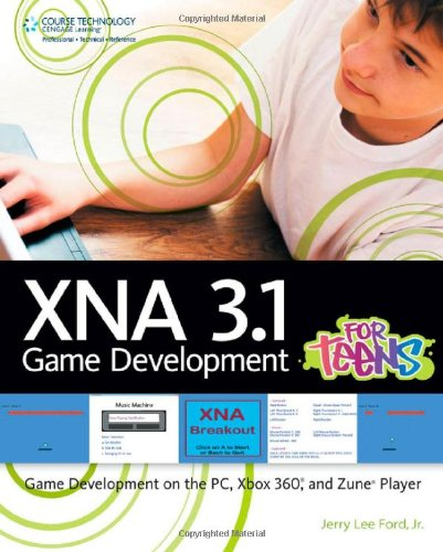 [PDF] XNA 3.1 Game Development for Teens Free Download | Publisher : Course Technology PTR | Category : Computers & Internet | ISBN 10 : 1435454383 | ISBN 13 : 9781435454385