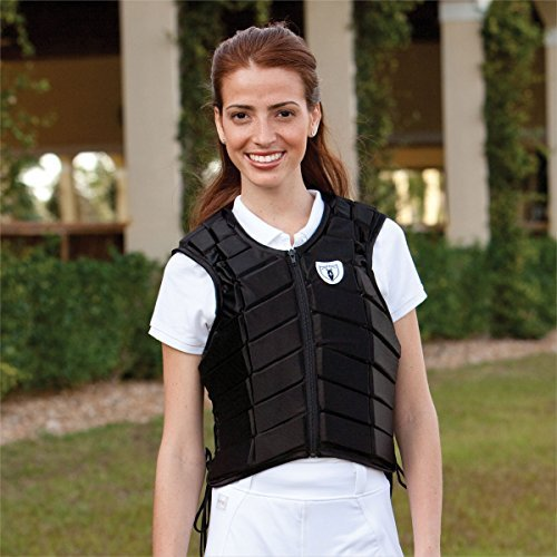Phoenix Performance Products Tipperary Eventer Vest Black YXS
