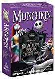 munchkin board game - Munchkin Nightmare Before Christmas Card Game