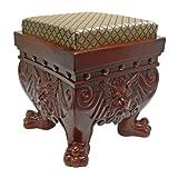 Design Toscano Greenman Footstool NG33742