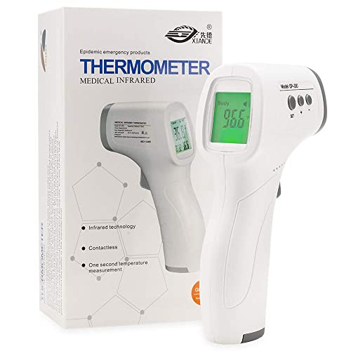 Digital and Infrared Thermometer Non-Contact