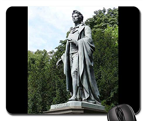 - Mouse Pads - Monument to Schiller Monument Schiller Statue