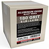#180 Aluminum Oxide - 8 LBS - Very Fine Sand