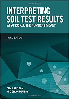 Book Interpreting Soil Test Results: What Do All the Numbers Mean?