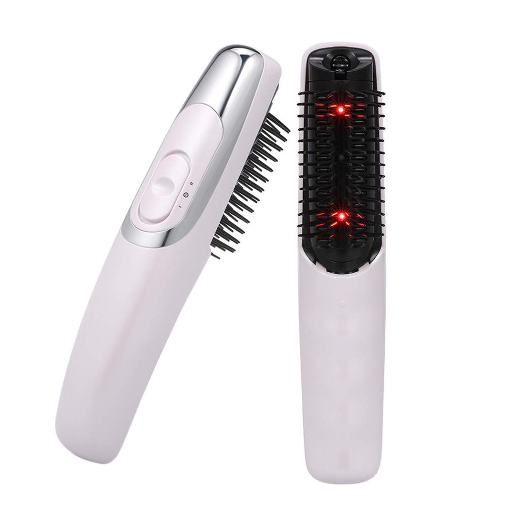 Anself Electric Massage Brush for Hair Growth Daily Home Use