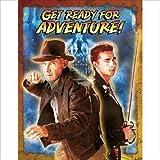 Indiana Jones Invitations w/ Envelopes (8ct)