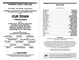 "Helen Hunt""OUR TOWN"" Jeff Still/Daniel Marcus/David"