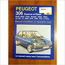 Peugeot 306 Essence Et Diesel (French service & repair manuals) (French Edition) (French) Paperback – December 31, 1995