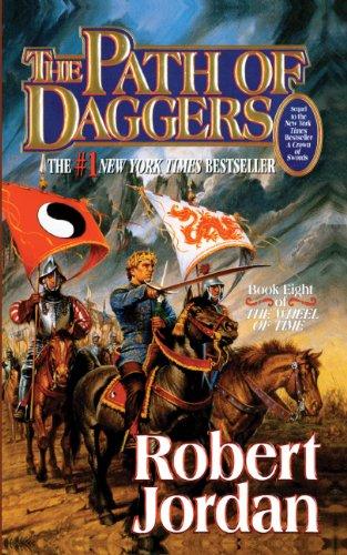"""The Path of Daggers (Wheel of Time (Pb))"" av Robert Jordan"