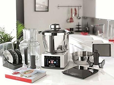 Magimix - Amassador Robot de cozinha Patissier da Magimix - 22.1691.3000 - Cromado: Amazon.es