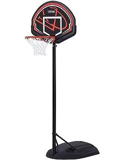 ONETWOFIT OT132 sistema de baloncesto port/átil de altura ajustable tablero de 28 pulgadas
