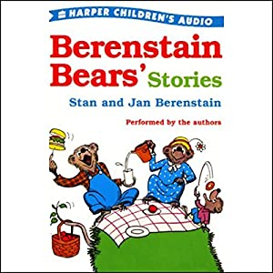 Berenstain Bears' Stories Audiobook