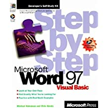 Microsoft Word 97 Visual Basic Step by Step (Step By Step (Microsoft)) by Michael Halvorson (1997-02-07)