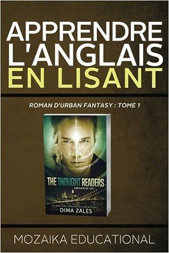 Apprendre L Anglais En Lisant Roman D Urban Fantasy French