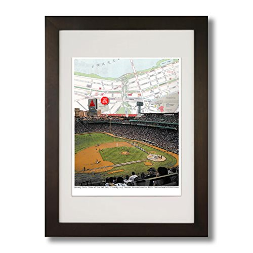 Fenway Park, Home of the Red Sox, Boston, Massachusetts art print