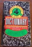 Primary Dictionary, Calvin S. Brown, 0515059692