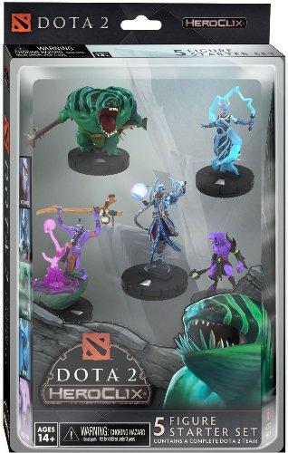 Heroclix DOTA 2 Dire Starter Set - 5 Figures by WizKids