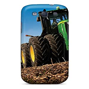 Perfect Hard Phone Covers For Samsung Galaxy S3 (ZFk19601iLcP) Unique Design Nice John Deere 9560r Pictures