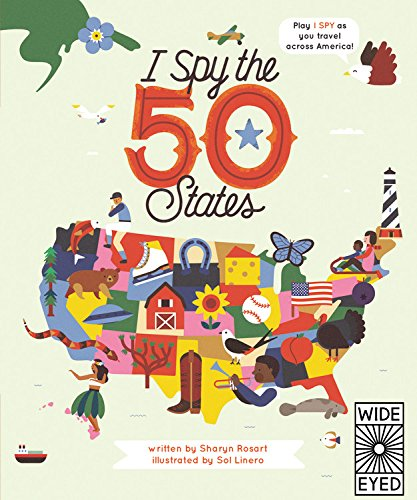 Connecticut State Bird Flower - I Spy the 50 States