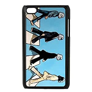 The Beatles iPod Touch 4 Case Black delicated gift US6944384