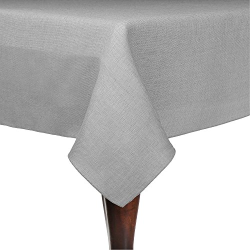 Ultimate Textile Faux Burlap - Havana 58 x 144-Inch Rectangu