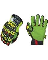 Mechanix Wear Men's The Safety M-Pact ORHD Gloves Hi-Viz Yellow