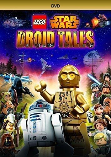 Lego Star Wars: Droid Tales (Lego Star Wars Dvd Box Set)