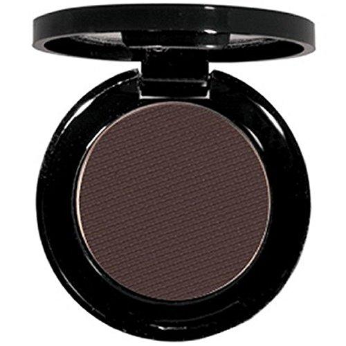 (Matte EyeShadow Single- Hypoallergenic - Pressed Powder - High Pigment True Matte Finish - Use As Wet or Dry Eye shadow .06 oz. (Truffle))