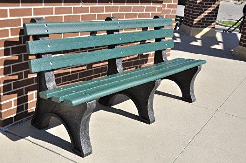 6' Park Bench - 2