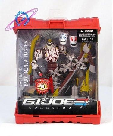 Amazon.com: G.I. Joe Codename: Dark Ninja Master: Toys & Games