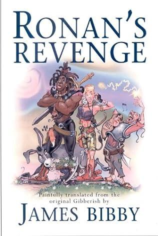 book cover of Ronan\'s Revenge