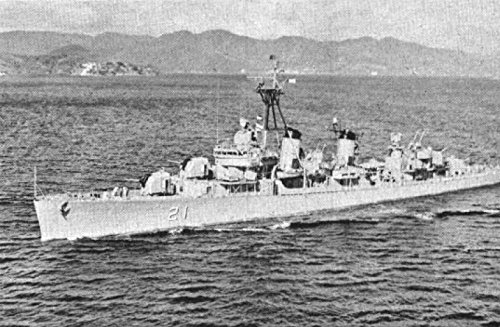 Home Comforts The Argentine destroyer ARA Espora (D-21) underway during exercise UNITAS III, in 1962. Espora had b by Home Comforts