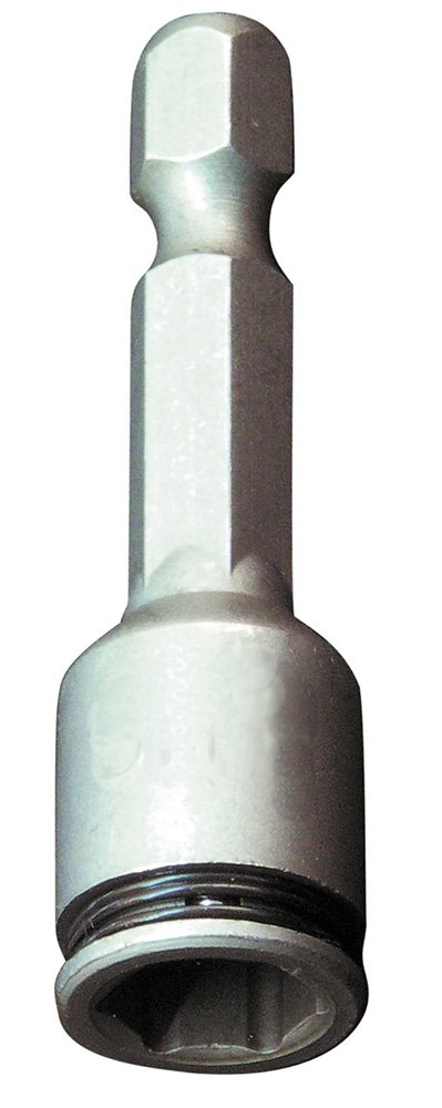 PROJAHN 3785-1/4 1/4-Inch Nutsetter with Pin for Stainless Screw - Silver