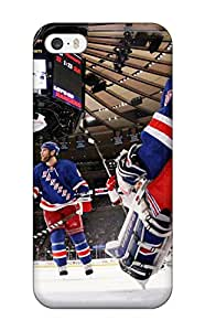 New Style new york rangers hockey nhl (12) NHL Sports & Colleges fashionable iPhone 5/5s cases