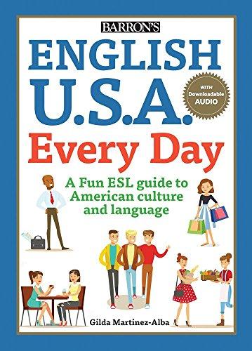 English U.S.A. Every Day por Gilda Martinez-Alba