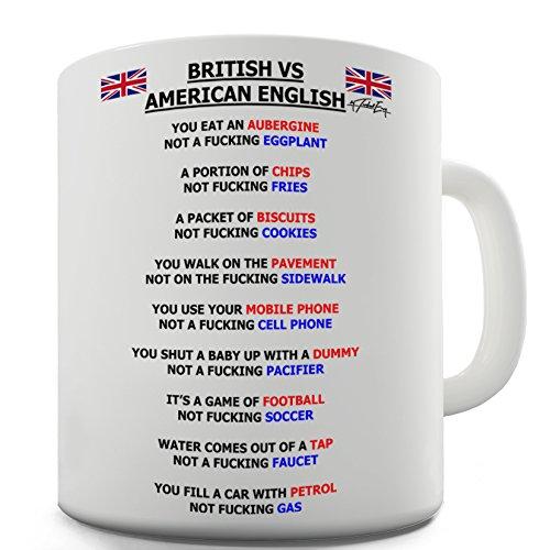 british american mug - 1