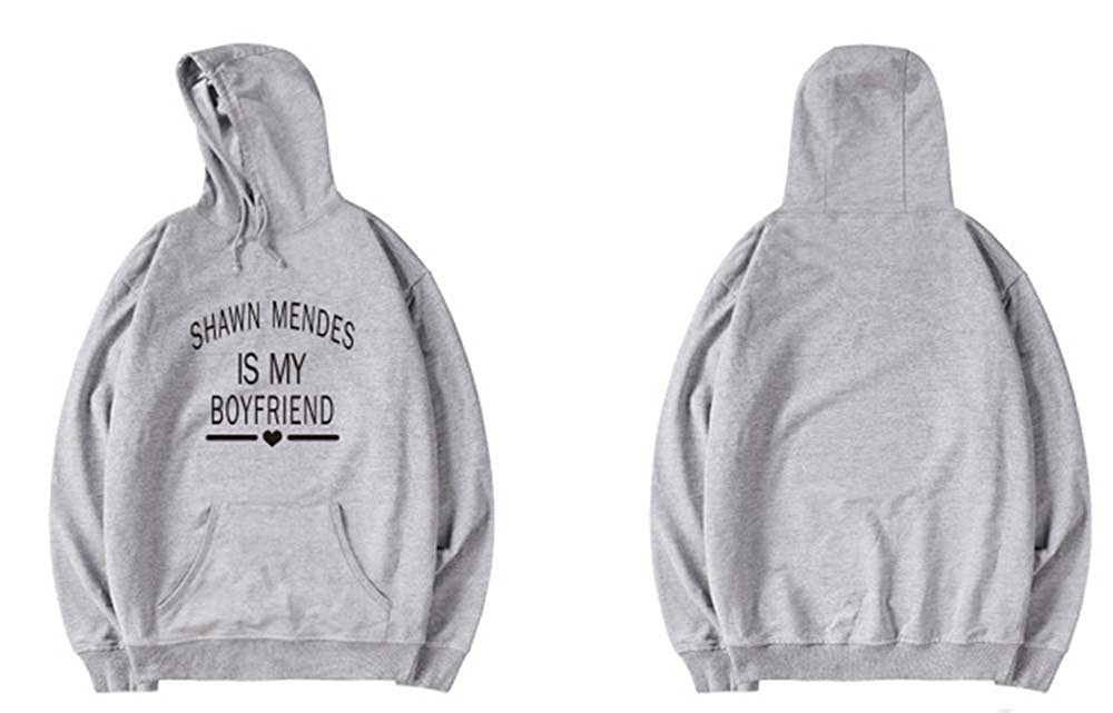 63436ace SIMYJOY Shawn Mendes Hoodie Fresh Meat Pullover Casual Cute Sweatshirt:  Amazon.ca: Clothing & Accessories