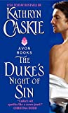 img - for The Duke's Night of Sin (Seven Deadly Sins) book / textbook / text book