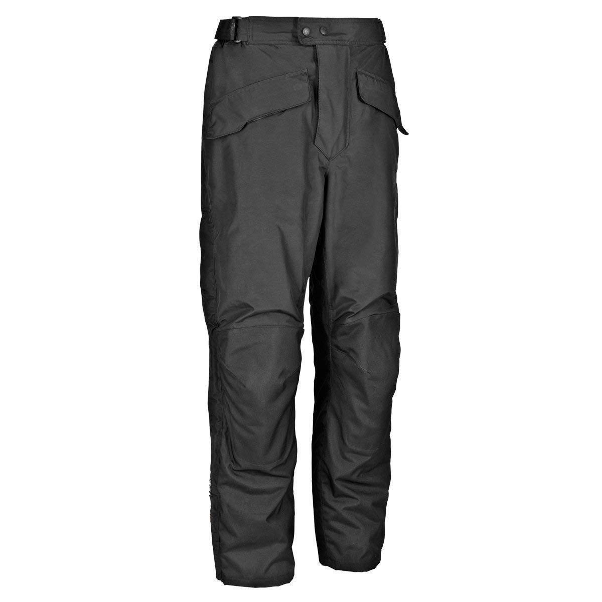 Firstgear Mens HT Overpants Black, Size 34