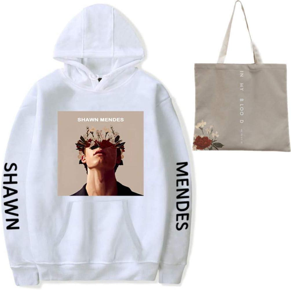 Shawn Mendes Cantante Camisa de Entrenamiento Impresión Lindo ...