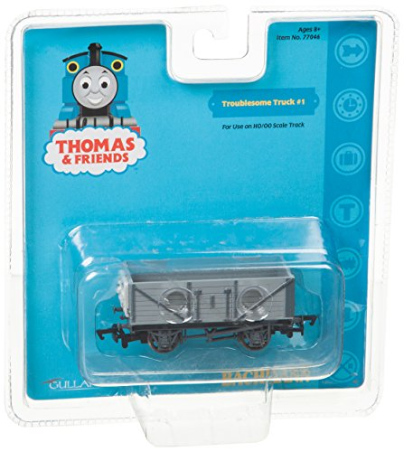 Bachmann Trains Thomas And Friends - Troublesome Truck (Bachmann Truck)