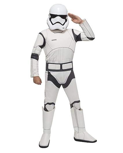 Stormtrooper de Niño Traje de lujo M: Amazon.es: Juguetes y ...