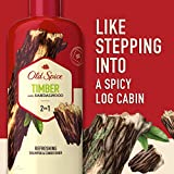 Old Spice Timber with Sandalwood Men's 2 in 1