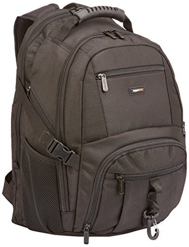 AmazonBasics Premium Backpack - Brands Swiss Sunglasses