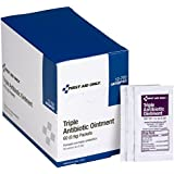 First Aid Only Triple Antibiotic Ointment, 60 Per Box